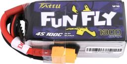 Gens Ace & TATTU Akumulator Tattu Funfly 1300mAh 14,8V 100C 4S1P