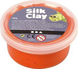 Creativ Company Masa Silk Clay Pomarańczowa 40 g