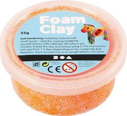 Creativ Company Masa Foam Clay Neonowo Pomarańczowa 35 g