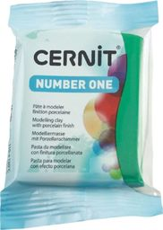The Clay and Paint Factory Modelina Cernit Zielona 56 g