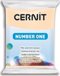 The Clay and Paint Factory Modelina Cernit Brzoskwiniowa 56 g