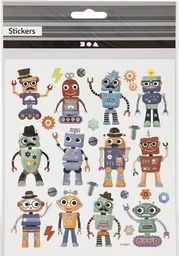 Creativ Company Naklejki Roboty