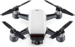 Dron DJI Spark Alpine White + aparatura sterująca