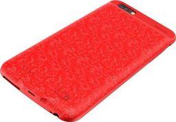 Powerbank Baseus 5000 mAh do iPhone 7/8 czerwony