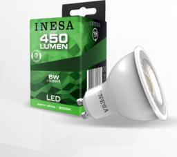Sylvania Żarówka LED LED Spot 6W 450lm 3000K 38° GU10 G3 60580 INESA