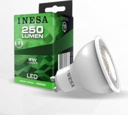 Sylvania Żarówka LED LED Spot 4W 250lm 3000K 38° GU10 G3 60577 INESA