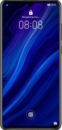 Smartfon Huawei P30 128 GB Dual SIM Czarny  (6901443284603)