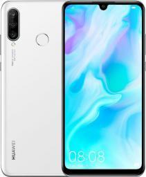 Smartfon Huawei P30 Lite 128 GB Dual SIM Biały  (6901443285648)
