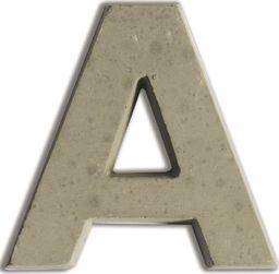Aladine Litera A z betonu H:5 cm