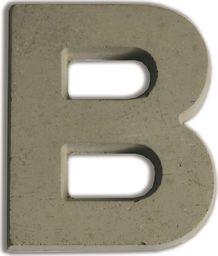 Aladine Litera B z betonu H:5 cm