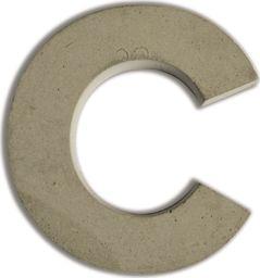 Aladine Litera C z betonu H:5 cm