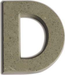 Aladine Litera D z betonu H:5 cm