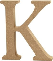 Creativ Company Litera K z MDF 8 cm
