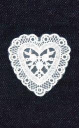 Ki-Sign Naprasow. Koronkowa Serce 1
