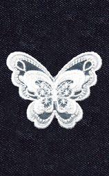 Ki-Sign Naprasow. Koronkowa Motyl 1
