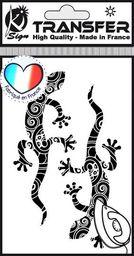 Ki-Sign Naprasow. mini Czarna Salamandry