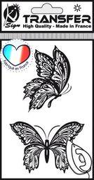 Ki-Sign Naprasow. mini Czarna Motyle