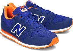 New Balance New Balance 373 - Sneakersy Dziecięce - YC373BO 40