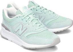 New Balance New Balance 997 - Sneakersy Damskie - CW997HCA 38