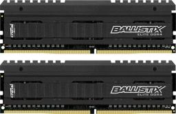 Pamięć Crucial Ballistix, DDR4, 8 GB,3000MHz, CL15 (BLE2K4G4D30AEEA)