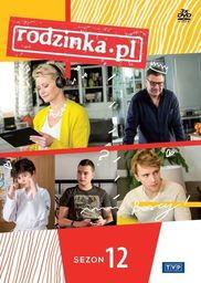 Rodzinka.pl - Sezon 12 (3 DVD)