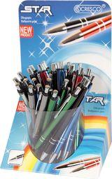 Cresco Długopis STAR aluminium (600005)