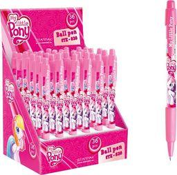 Starpak Długopis z wymiennym wkładem niebieskim Starpak My Little Pony (mix wzorów) (260241)