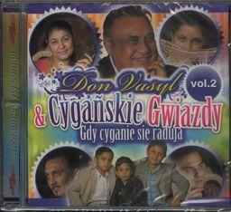 Don Vasyl - Gdy cyganie się radują CD