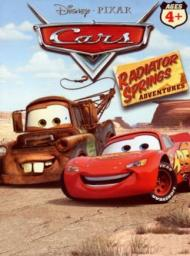 Disney Pixar Cars: Radiator Springs Adventures Steam Key GLOBAL