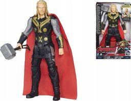 Hasbro Figurka Thor Z Dźwiękami Interaktywna (B1496)