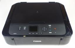 Drukarka fotograficzna Canon PIXMA MG 5750 BLK (0557C006AA) [outlet]
