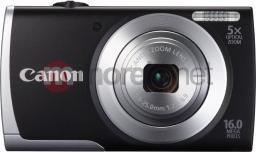 Aparat cyfrowy Canon  PowerShot A2500 Czarny