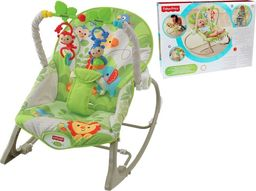 Fisher Price FISHER PRICE LEŻACZEK BUJACZEK RAINFOREST OD 0+ uniwersalny