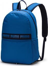 Puma Plecak sportowy Backpack II niebieski (075592 07)