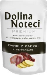 DNP Saszetka Kaczka z ziemniakami dla małych ras 100g