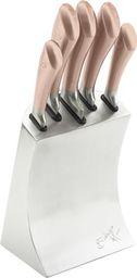 Berlinger Haus Zestaw noży 8 częściowy na stojaku Metallic Line BH/2375