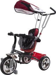 Sun Baby Rowerek trójkołowy Super Trike - czerwony