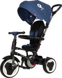 Sun Baby Rowerek trójkołowy Qplay Rito - niebieski