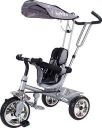 Sun Baby Rowerek trójkołowy Super Trike - szary