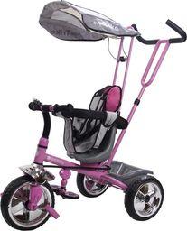 Sun Baby Rowerek trójkołowy Super Trike - różowy