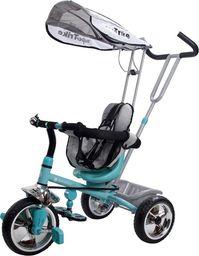Sun Baby Rowerek trójkołowy Super Trike - turkusowy