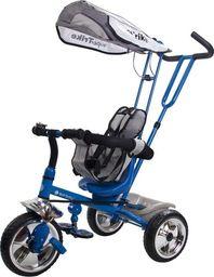 Sun Baby Rowerek trójkołowy Super Trike - niebieski