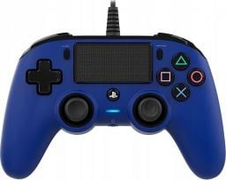 Gamepad Nacon PS4 Compact niebieski