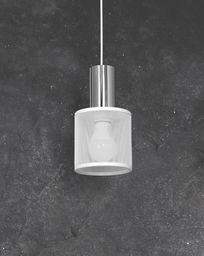 Lampa wisząca Eko-Light Lampa Wisząca ARES WHITE 1xE27