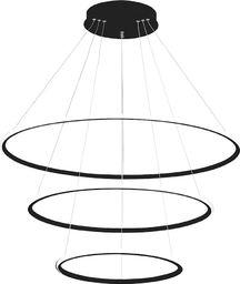 Lampa wisząca Eko-Light LAMPA WISZĄCA ORION BLACK EXTERNO 99W LED