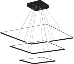 Eko-Light LAMPA WISZĄCA NIX BLACK EXTERNO 117W LED