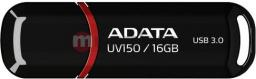 Pendrive ADATA UV150 16GB (AUV150-16G-RBK)