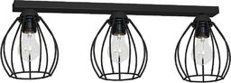 Lampa sufitowa Eko-Light Lampa Sufitowa DON BLACK 3xE27