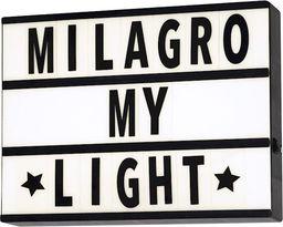 Kinkiet Eko-Light KINKIET LIGHT BOX 1W LED