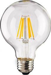 Eko-Light Żarówka Filamentowa LED 8W Kulka E27 4000k